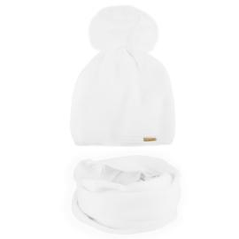 Komplet zimowy czapka komin KZ36