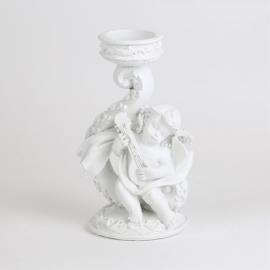 Świecznik figurka z aniołkiem SG105