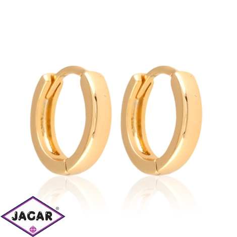 Kolczyki earrings kółeczka Xuping EAP16328