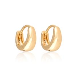Kolczyki earrings dziecięce Xuping EAP16329