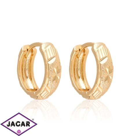 Kolczyki earrings szlifowane Xuping EAP16330