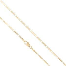 Łańcuszek figaro 50cm Xuping LAP2385