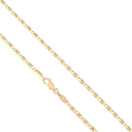 Łańcuszek bizantyjski 55cm Xuping LAP2387