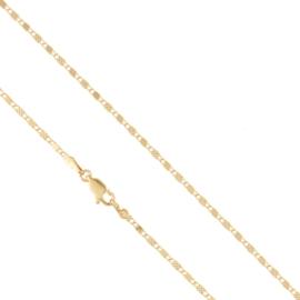 Łańcuszek 50cm Xuping LAP2402