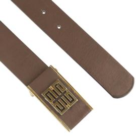 Pasek na bolec - brązowy BL400