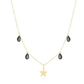Celebrytka stalowa z gwiazdką Xuping CP5568