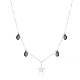 Celebrytka stalowa z gwiazdką Xuping CP5569