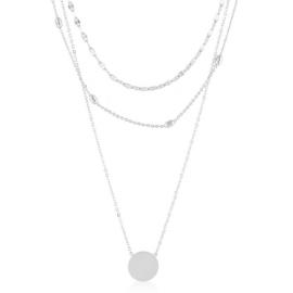 Celebrytka stalowa potrójna Xuping CP5575