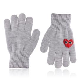 Rękawiczki dziecięce ocieplane 18cm RK672