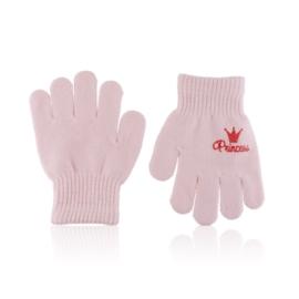 Rękawiczki dziecięce PRINCESS 13cm RK675