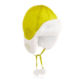 Czapka zimowa uszatka dziecięca - CD518
