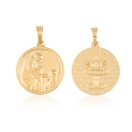 Medalik Pierwsza Komunia Święta Xuping PRZ2627
