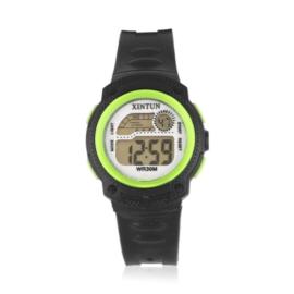 Zegarek dziecięcy silikonowy black/geen Z2344