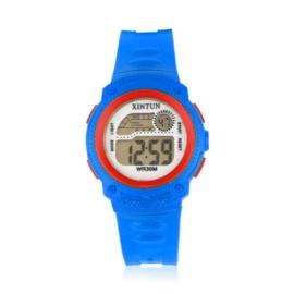 Zegarek dziecięcy silikonowy blue Z2348