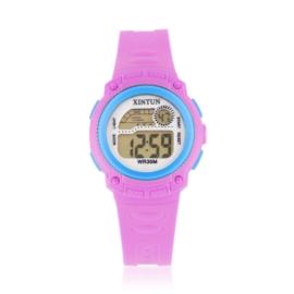 Zegarek dziecięcy silikonowy pink Z2349