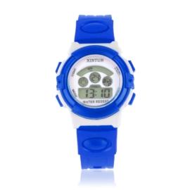 Zegarek dziecięcy silikonowy blue Z2353