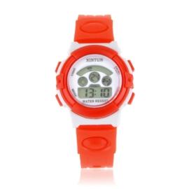Zegarek dziecięcy silikonowy red Z2354