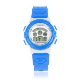 Zegarek dziecięcy silikonowy blue Z2355