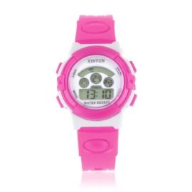 Zegarek dziecięcy silikonowy pink Z2356