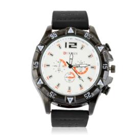 Zegarek męski na pasku - czarny Z2360