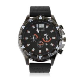 Zegarek męski na pasku - czarny Z2361