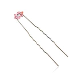 Szpilki do włosów z kwiatkiem OS1078