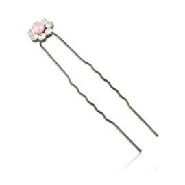 Szpilki do włosów z kwiatkiem OS1081
