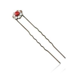 Szpilki do włosów z kwiatkiem OS1082