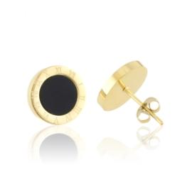 Kolczyki stal chirurgiczna 1,2cm Aisadi EAP16624