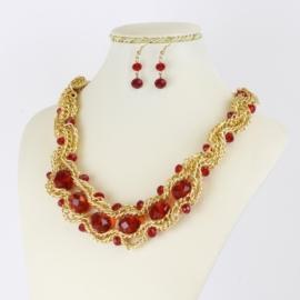 Komplet biżuterii - KOM207