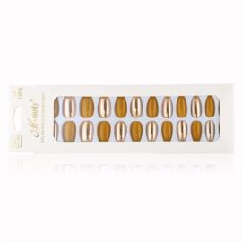 Tipsy paznokcie sztuczne 24szt - PIL156