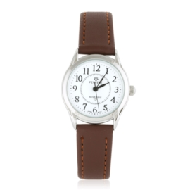 Zegarek damski na skórzanym pasku Z2379