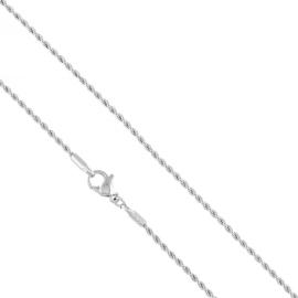 Łańcuszek kordel 50cm Xuping LAP2408