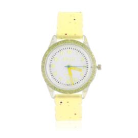 Zegarek dziecięcy z brokatem Z2414