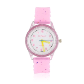 Zegarek dziecięcy z brokatem Z2415