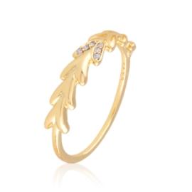 Pierścionek codzienny z kryształkami Xuping PP3157