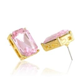 Kolczyki sztyfty kryształy EA3886