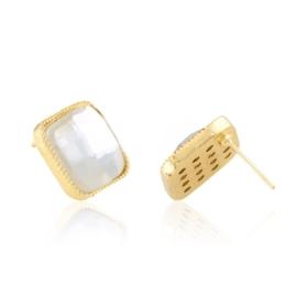 Kolczyki sztyfty kryształ EA3887