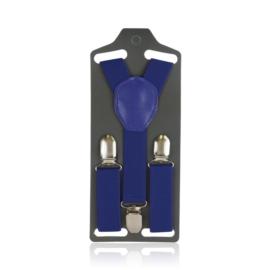 Szelki dziecięce - kobaltowe - SZE43