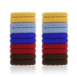 Gumki do włosów mix kolorów 20szt/op OG1211