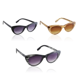 GANDANO okulary przeciwsłoneczne - 2107 - 12szt/op