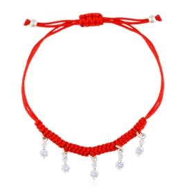 Bransoletka na sznurku Xuping BP8501