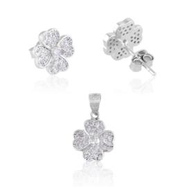 Komplet biżuterii stalowej Lisha PK575