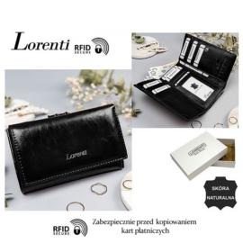 Portfel skórzany 55020-BPR-RFID Black P1435