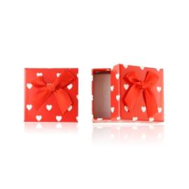 Pudełka na biżuterię 5x5cm 12szt/op OPA474
