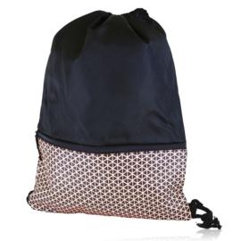 Plecak worek z kieszenią - PL399