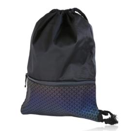 Plecak worek z kieszenią - PL400