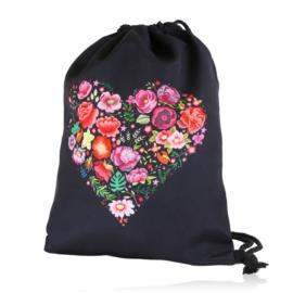 Plecak worek folkowy - PL401