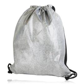 Plecak worek brokatowy - PL407