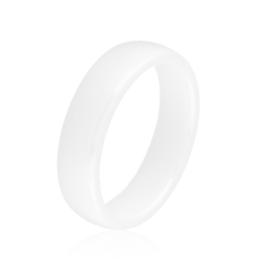 Obrączka ceramiczna biała 0,6cm Xuping PP3196